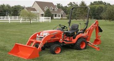 WV Pre Owned Kubota Kubota Tractors Kubota Lawn Mowers